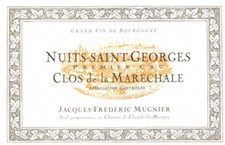 JF MUGNIER NUITS ST. GEORGES MARECHALES 2005