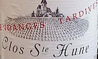 TRIMBACH RIESLING CLOS ST HUNE VT 1983