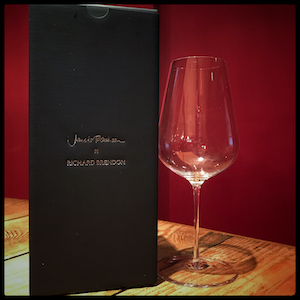 JANCIS ROBINSON THE ONE WINE GLASS